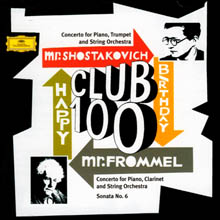 gerhard Frommel - Club 100