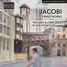 Wolfgang Jacobi - Klavierwerke