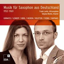 Musik für Sax aus Deutschland